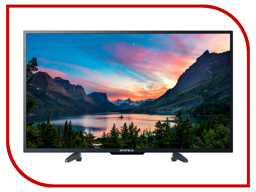 Телевизор SUPRA STV-LC40LT0012F жк телевизор supra 22 stv lc22lt0010f stv lc22lt0010f