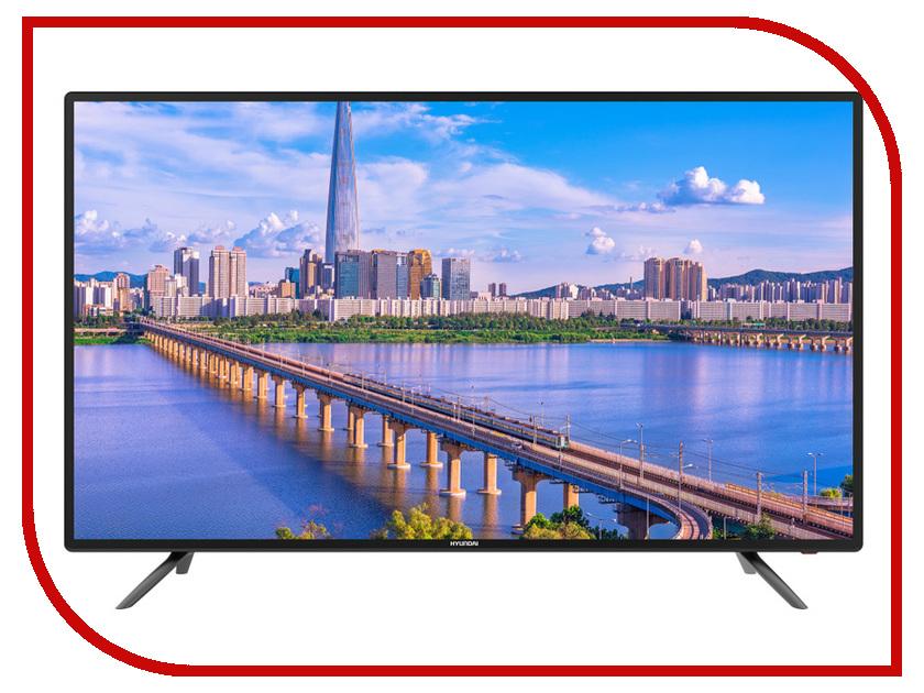 Телевизор Hyundai H-LED50F406BS2 телевизор 43 hyundai h led43f502bs2s
