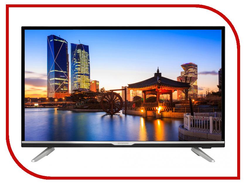 Телевизор Hyundai H-LED49F502BS2S телевизор 43 hyundai h led43f502bs2s