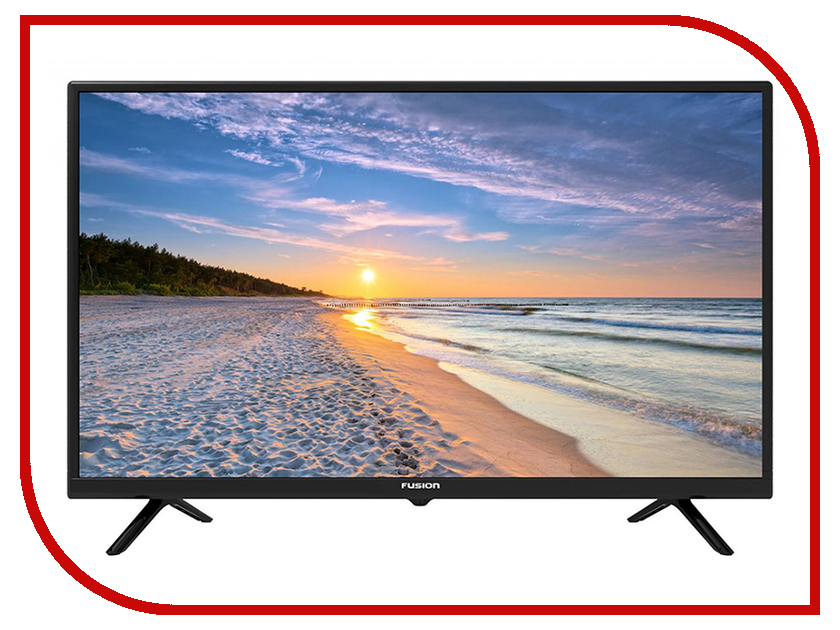 Телевизор Fusion FLTV-32C110T телевизор жк fusion fltv 32k120t 32