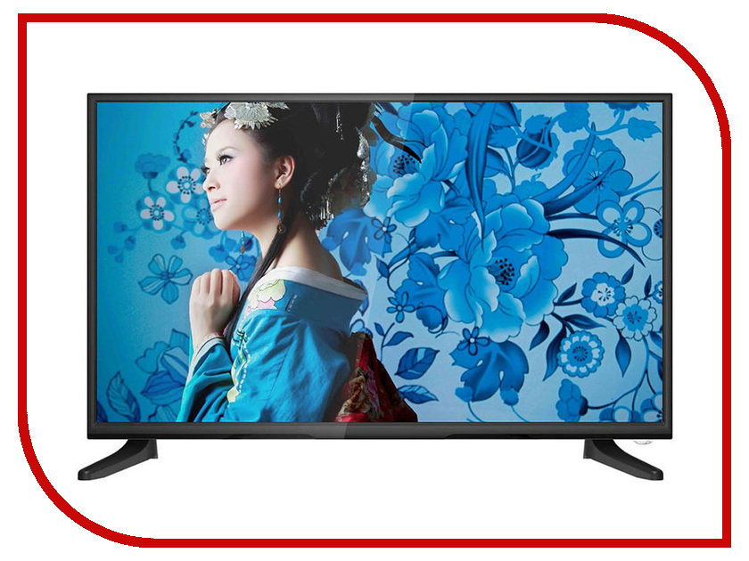 Телевизор Erisson 50FLEA99T2 Smart цена
