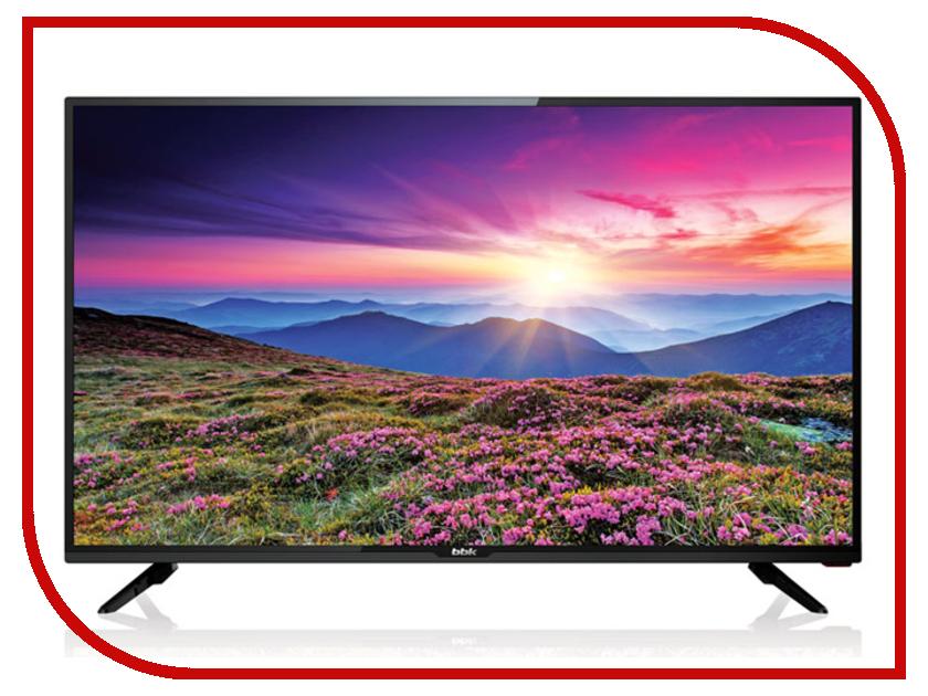 Телевизор BBK 43LEM-1051/FTS2C жк телевизор bbk 43 43lem 1024 fts2c черный 43lem 1024 fts2c