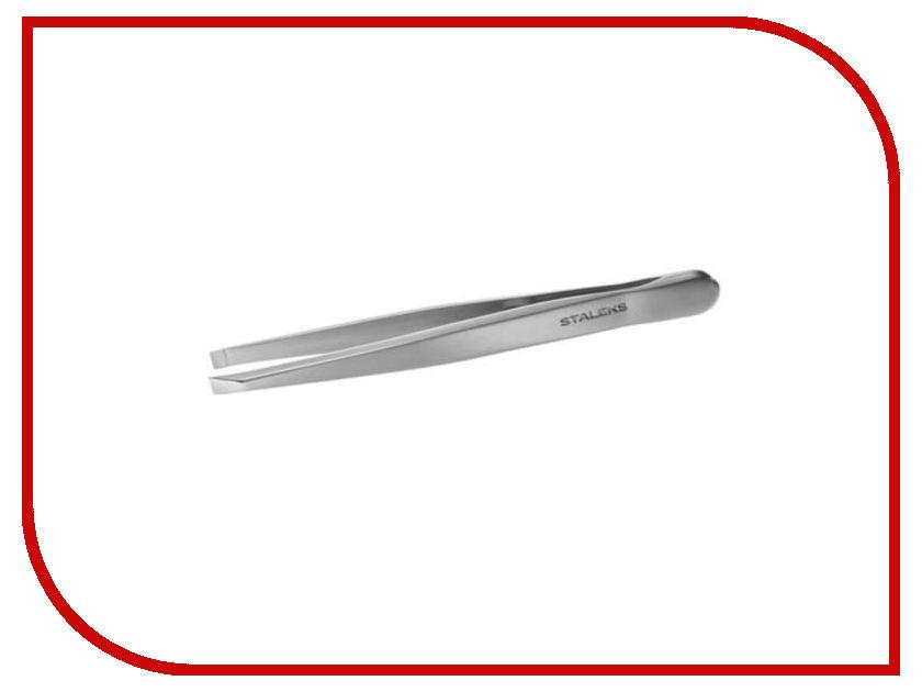 Пинцет для бровей Сталекс T4-10-01(П-06) 47272 пинцет для бровей сталекс т4 11 01 п 14 47331
