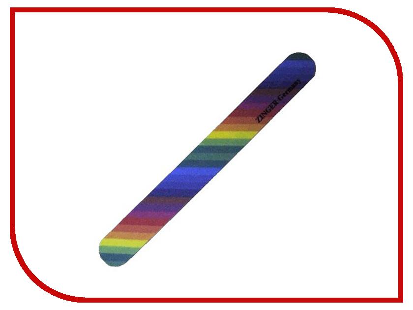 Аксессуар Пилка-наждак Zinger EA-307 (150/220) Rainbow аксессуар пилка наждак zinger ea 307 150 220 rainbow