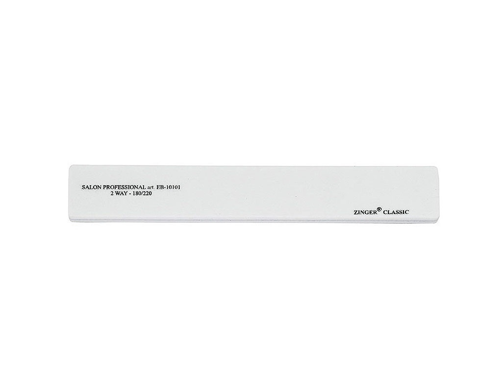 Аксессуар Пилка-шлифовка Zinger EB-10101 (220/220) White