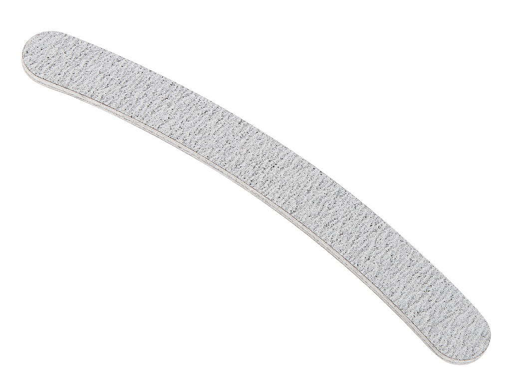 Аксессуар Пилка-наждак Zinger EE-05 (100/180) Grey