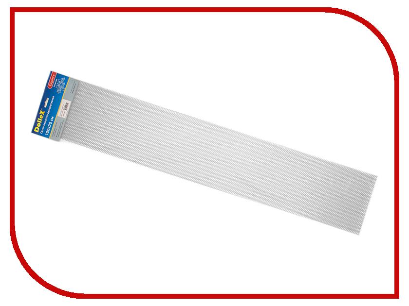 Сетка DolleX 100х20cm Silver DKS-008 аксессуар dollex nsp 374 grey
