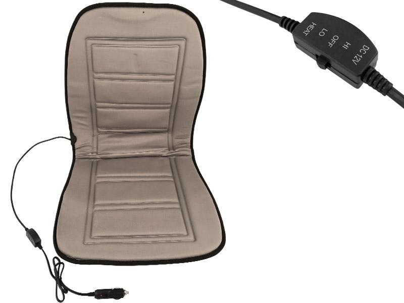 Подогрев сиденья DolleX NSP-951 950x450mm Grey подогрев сиденья airline ahc sf 03