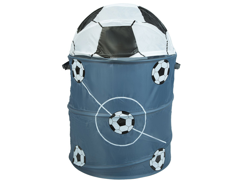 Корзина для игрушек Bondibon Футбол ВВ3252