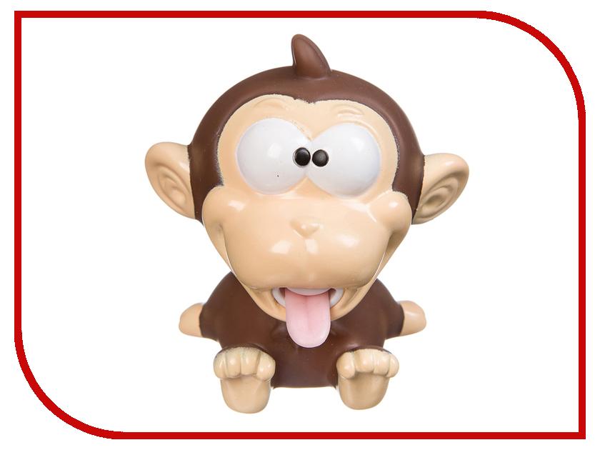 Фото - Игрушка антистресс Bondibon Чудики, Покажи язык обезьяна ВВ3244 игрушка антистресс bondibon чудики мякиш рыба еж вв3035