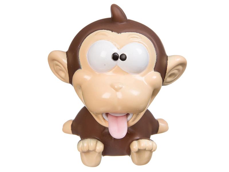 Игрушка антистресс Bondibon Чудики, Покажи язык обезьяна ВВ3244