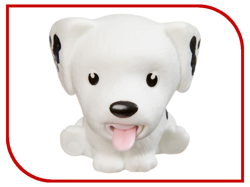 Игрушка антистресс Bondibon Чудики, Покажи язык собака White ВВ3243 maxitoys игрушка антистресс собака пятнышко