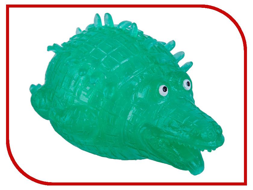 Фото - Игрушка антистресс Bondibon Чудики, Мякиш крокодил ВВ3036 игрушка антистресс bondibon чудики мякиш рыба еж вв3035