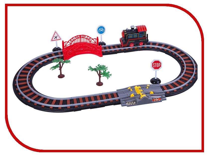 Игрушка Bondibon Восточный экспресс с одним паровозом ВВ2996 метрика с паровозом