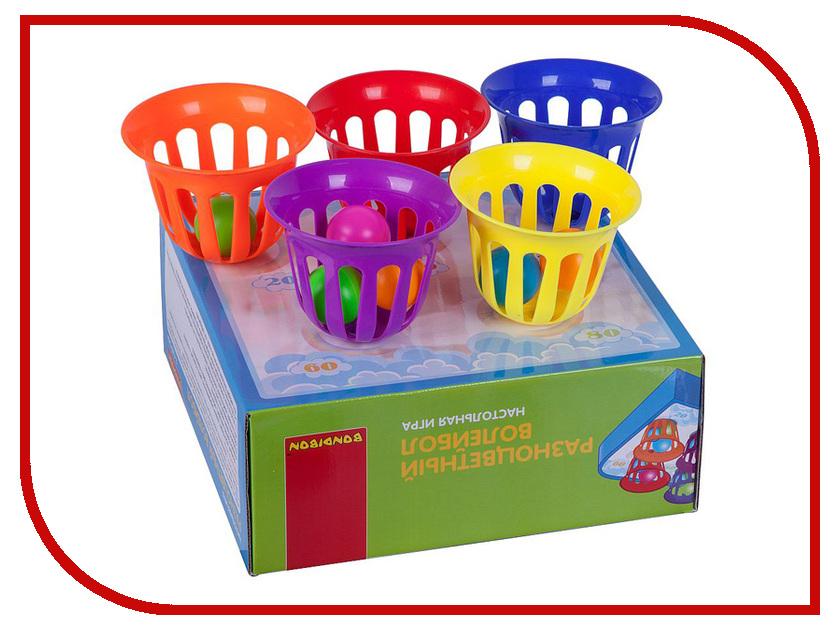 Настольная игра Bondibon Разноцветный Волейбол ВВ3152 10pcs finger группы brace поддержки рукава тренажерный зал спортивный волейбол баскетбол