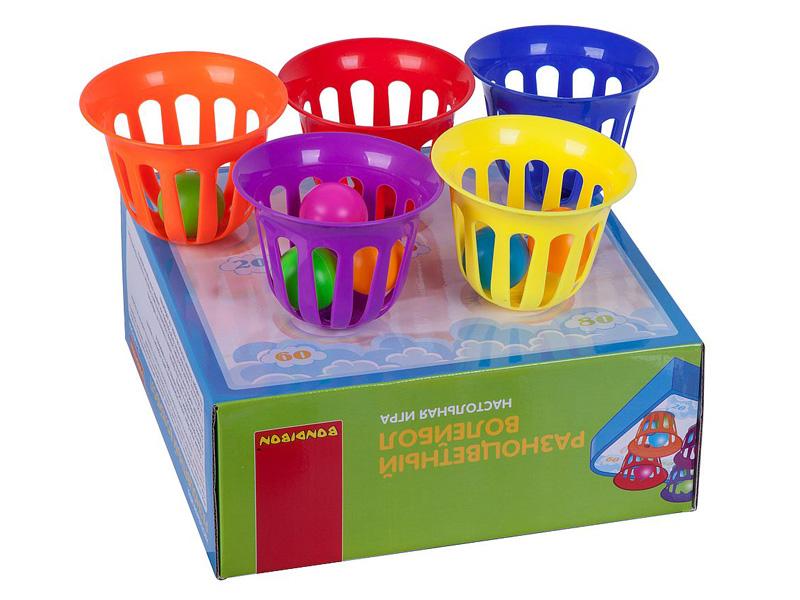 Настольная игра Bondibon Разноцветный Волейбол ВВ3152