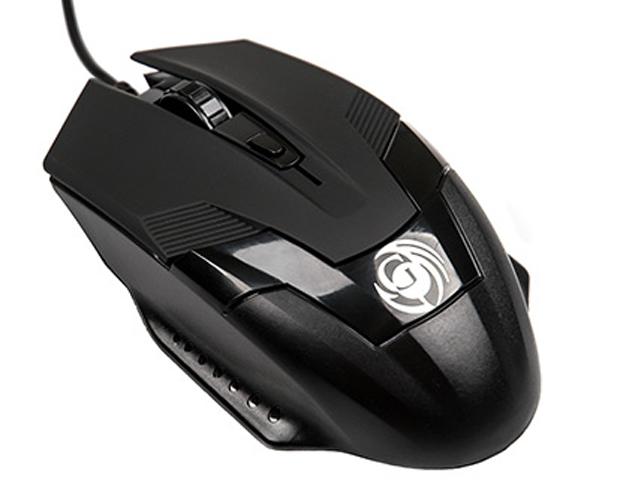 Мышь Dialog Gun-Kata MGK-06U Black USB