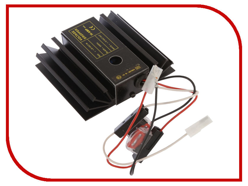 Автоинвертор Intelligent С 24В на 12В 2412-10 автоинвертор орион пн 50 с 12в на 24в