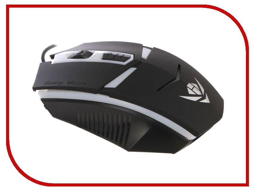 Мышь Nakatomi MOG-02U Black USB lacywear s 7 mog
