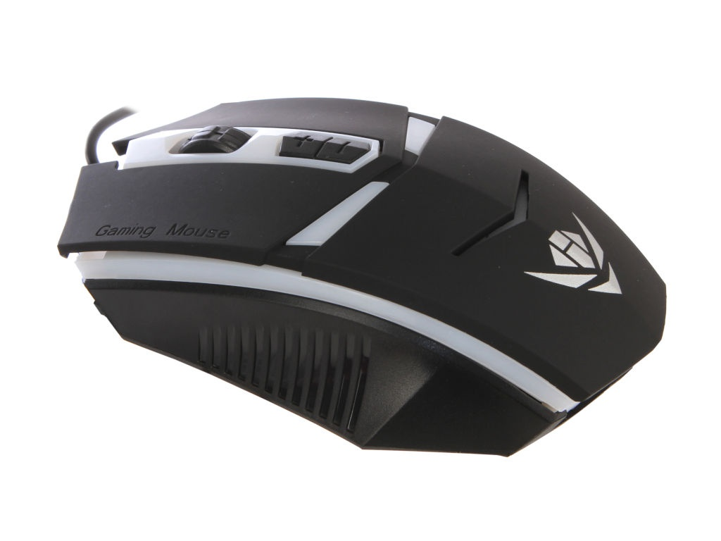 лучшая цена Мышь Nakatomi MOG-02U Black USB
