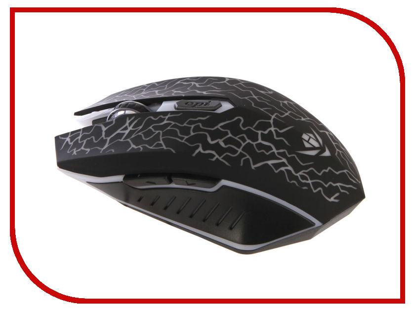 Мышь Nakatomi MOG-15U Black USB
