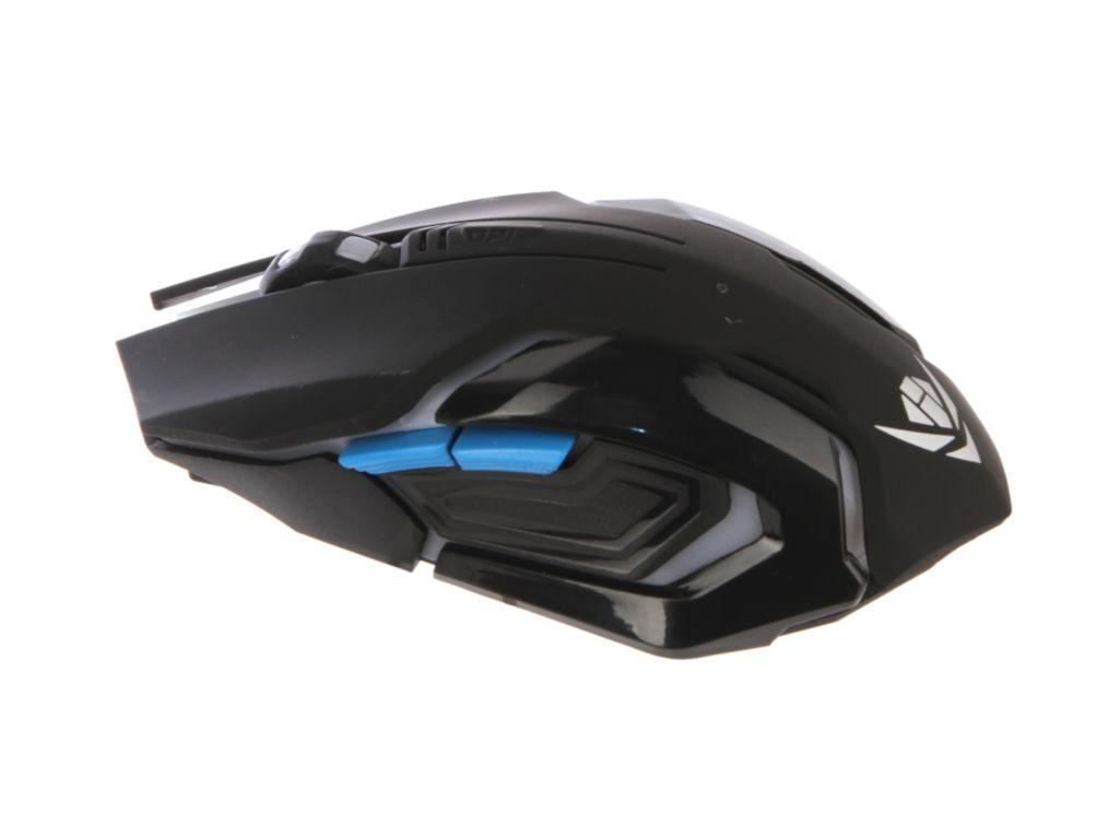 Мышь Nakatomi MROG-20UR USB