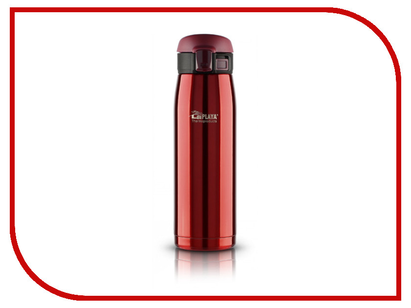 Термос La Playa Travel Tumbler Bubble Safe 500ml Red 560114 cute pill tumbler style ball point pen red white
