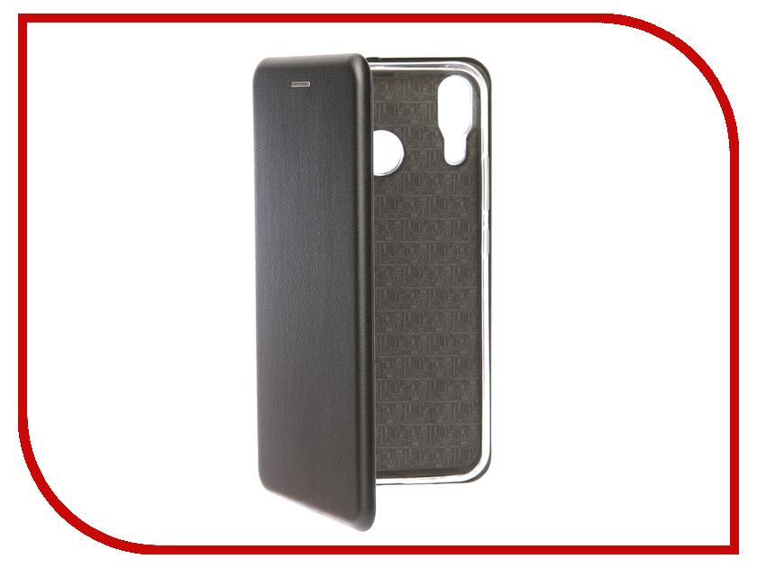 Аксессуар Чехол для ASUS ZenFone 5 ZE620KL Smarterra ShellCase Black SCAZF5BK