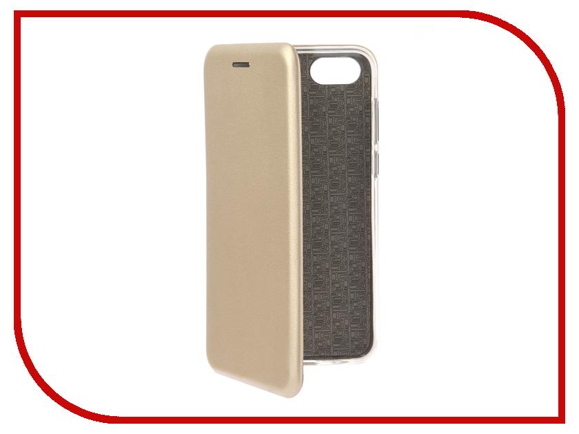 Аксессуар Чехол для Huawei Honor 7A Smarterra ShellCase Gold SC18HH7AGD стоимость