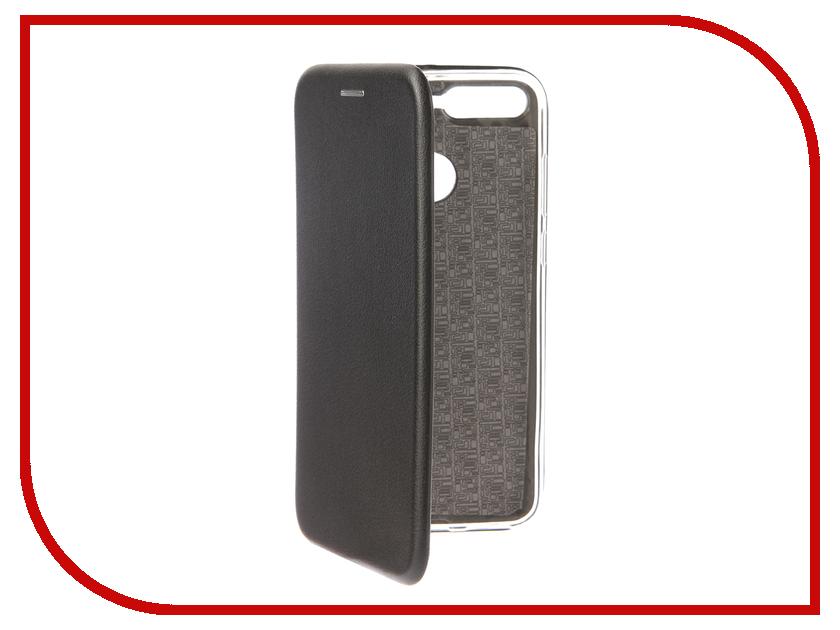 Аксессуар Чехол для Huawei Honor 7A Pro Smarterra ShellCase Black SC18HH7APBK стоимость