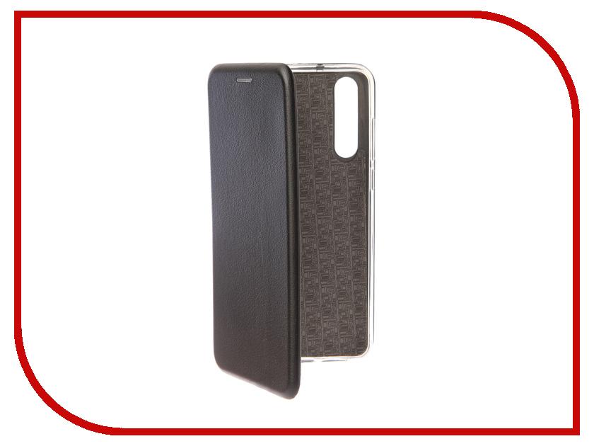 Аксессуар Чехол для Huawei P20 Pro Smarterra ShellCase Black SC18HP20PBK крепление smarterra l tube для экшн камер smarterra [slt001b]