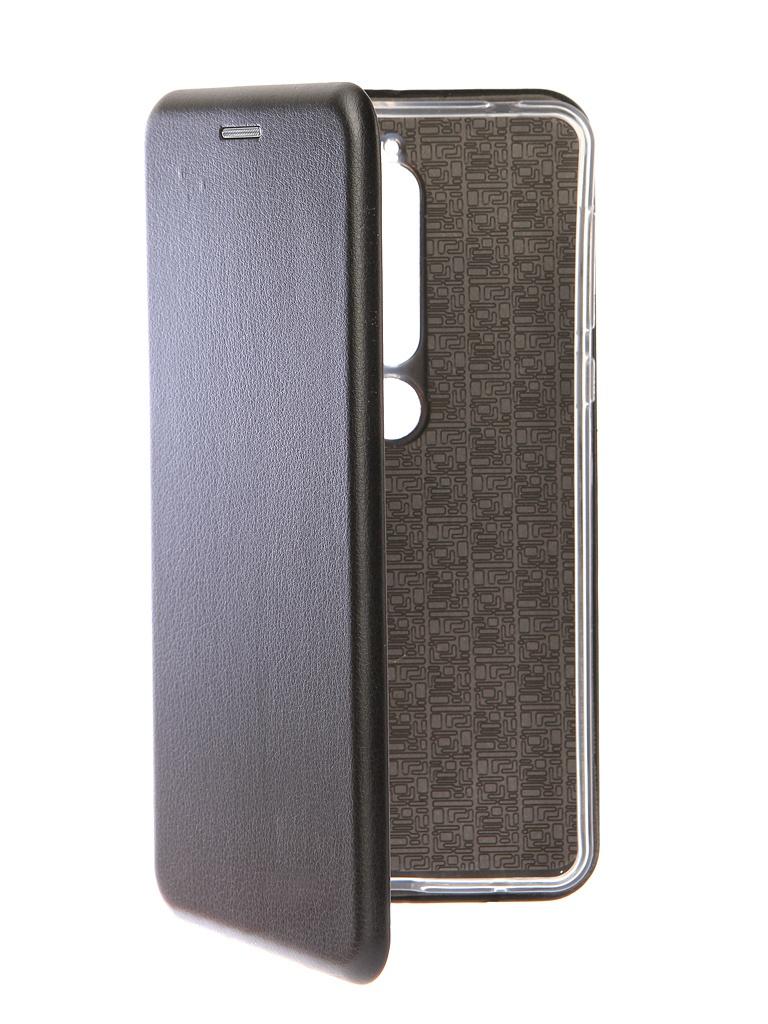 Аксессуар Чехол Smarterra для Nokia 6.1 ShellCase Black SCN6D1BK цена