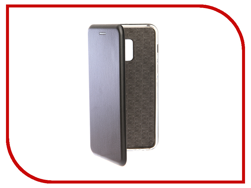 Аксессуар Чехол для Samsung Galaxy A8 2018 Smarterra ShellCase Black SC18SGA818BK крепление smarterra l tube для экшн камер smarterra [slt001b]
