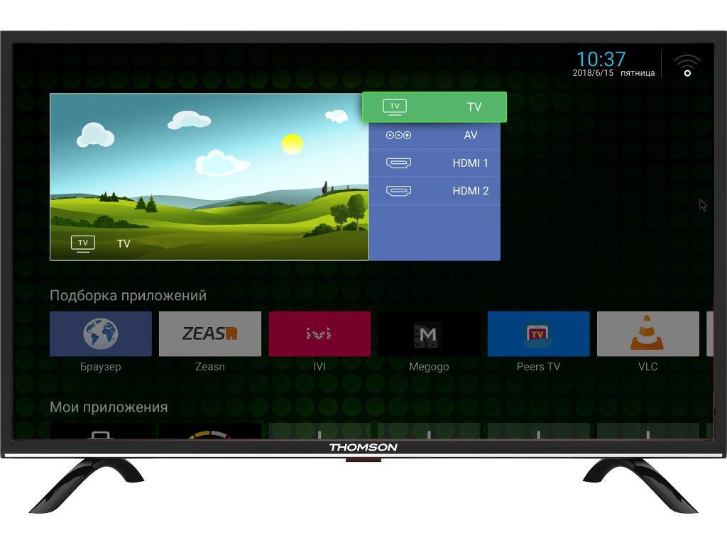 Телевизор Thomson T32RTL5130 Выгодный набор + серт. 200Р!!! thomson t40d16sf 01b телевизор