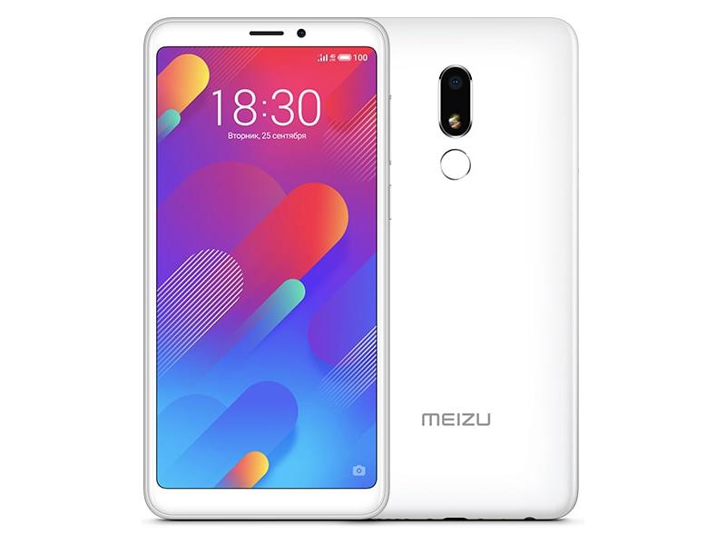 Сотовый телефон Meizu M8 Lite 32Gb White сотовый телефон meizu 15 lite 32gb gold