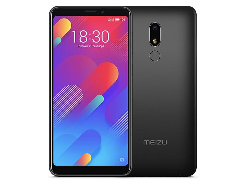 Сотовый телефон Meizu M8 Lite 32Gb Black сотовый телефон meizu m8 64gb gold