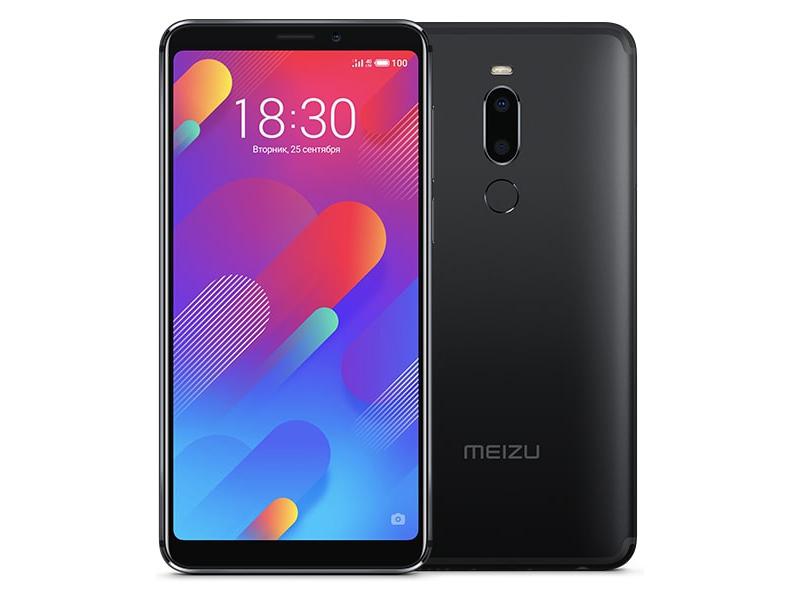 Сотовый телефон Meizu M8 64Gb Black meizu pro6 64gbgrey black