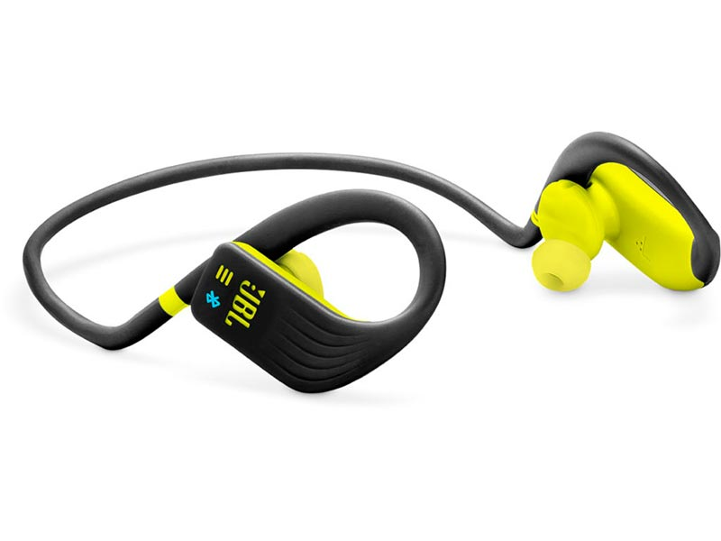 Наушники JBL Endurance DIVE Black-Lime