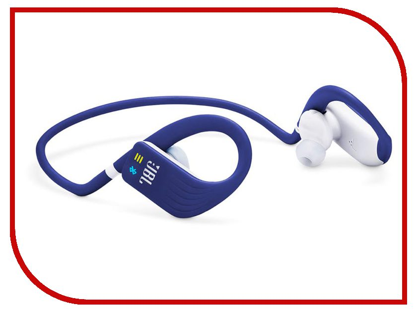 JBL Endurance Dive Blue цена
