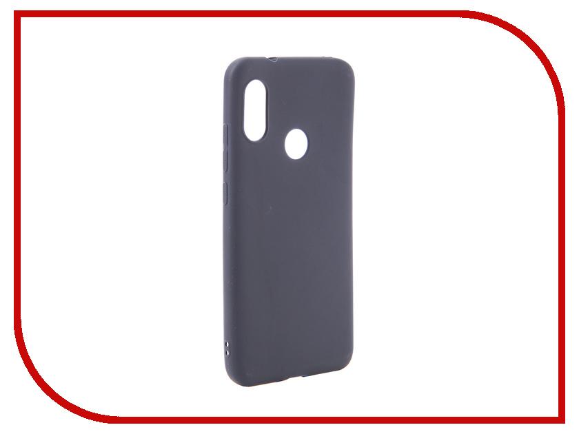 Аксессуар Чехол для Xiaomi Mi A2 Lite Zibelino Soft Matte Blue ZSM-XIA-A2LT-BLU аксессуар чехол для xiaomi mi a2 lite zibelino soft matte red zsm xia a2lt red