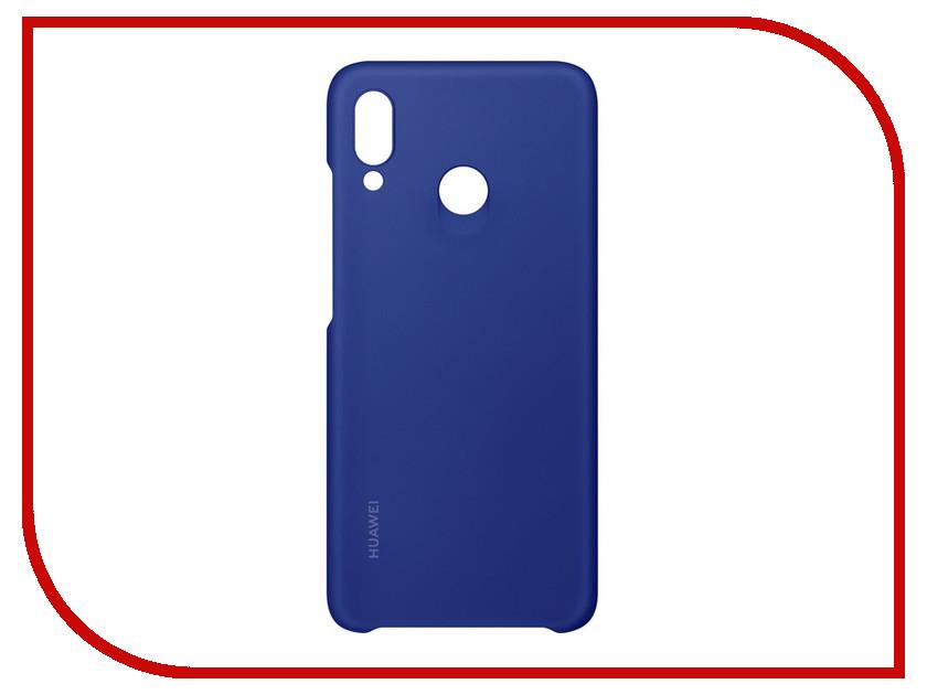 Фото - Аксессуар Чехол для Huawei Nova 3 PC Iris Purple 51992585 батарея для мобильных телефонов hb4w1 3 7v huawei 1700mah g510 t8951 u8951d y210c c8951 c8813 for huawei g510 t8951 hb4w1