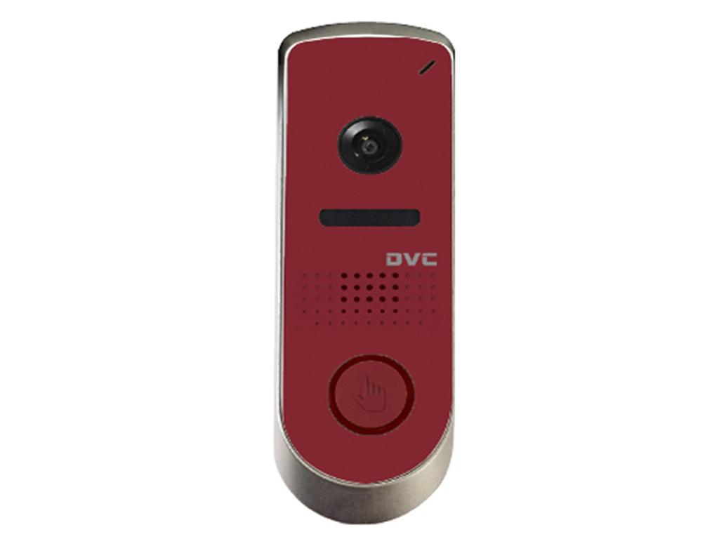 Вызывная панель DVC 514Re Color Red вызывная панель dvc 414si color silver
