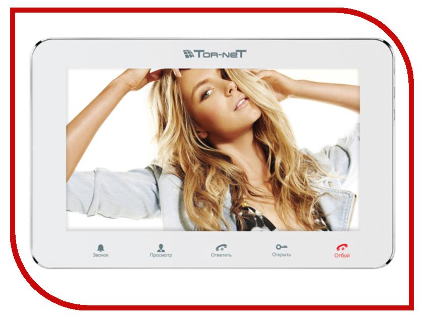 Видеодомофон Tor-neT TR-29 White