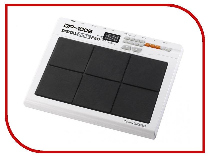 Настольный барабан Cherub DP-1008 Pack комплект ковриков в салон автомобиля novline autofamily kia sorento ii 2006 2009 цвет черный