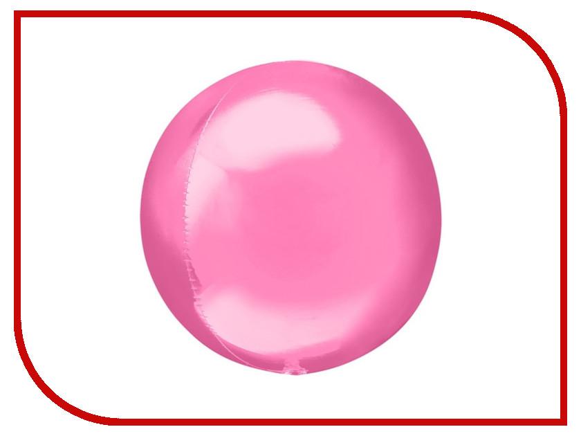 Шар полимерный СИМА-ЛЕНД Неон Круг 18-inch Pink 3103727 самокат сима ленд troly bq902 pink 892613
