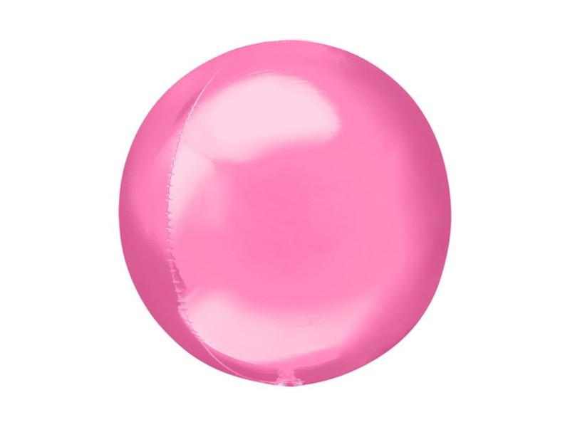 Шар полимерный СИМА-ЛЕНД Неон Круг 18-inch Pink 3103727
