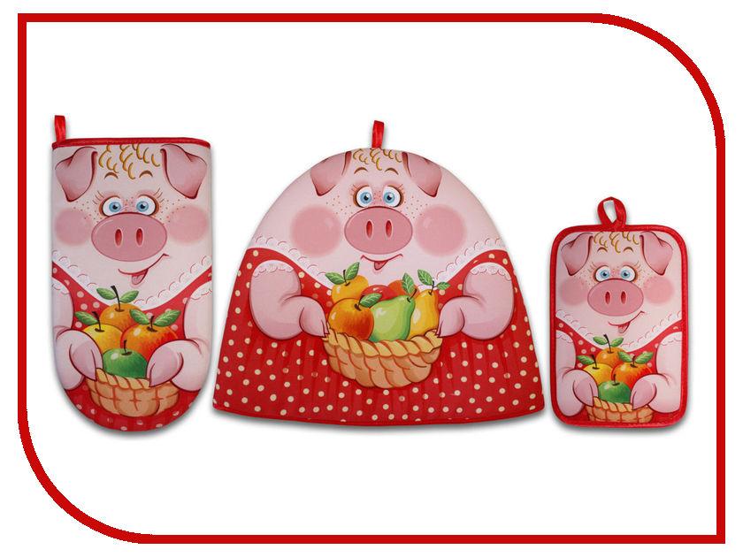 Кухонный набор СИМА-ЛЕНД Свинка Маня 3694319 bauer