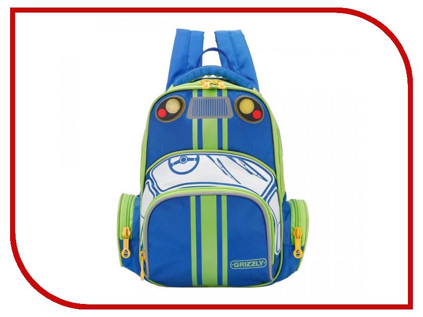 Рюкзак Grizzly RS-992-1 рюкзак grizzly тузик rs 891 2 1 227228