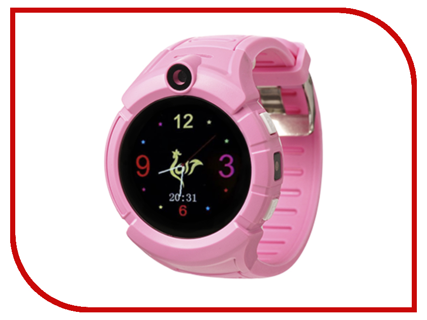 Smart Baby Watch I8 Pink apw 06 10 pieces lot alarm security anti theft display stand for smart watch