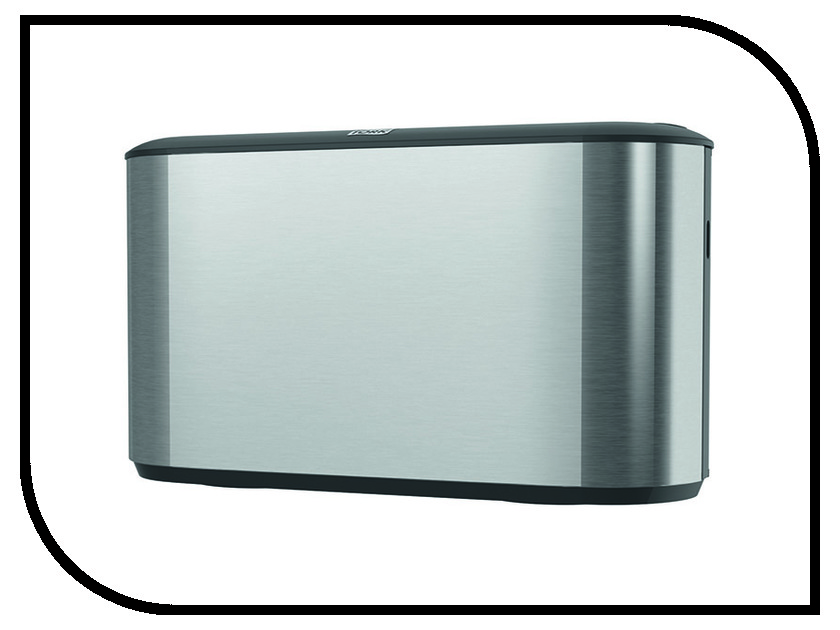 Купить Дозатор Tork H2 Aluminium Multifold для полотенец в пачках Metall 460005, Германия